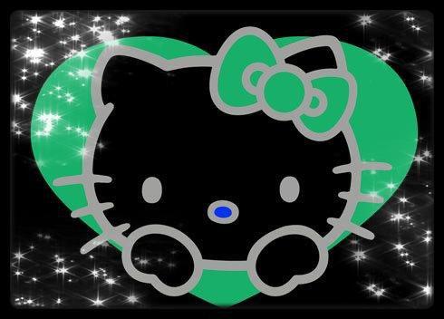 Un Petit Coussin Hello Kitty