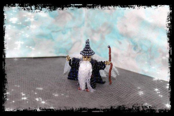 Mon Magicien Gandalf