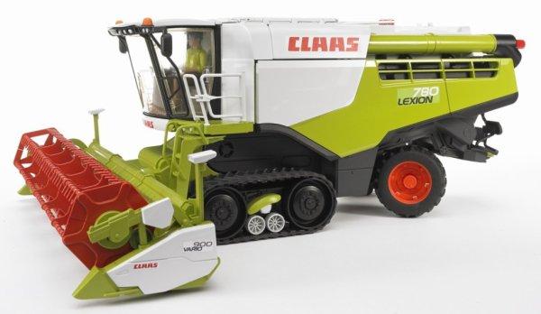 class lexion 780 terra trac