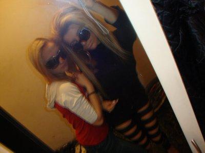 Ma soeur et Moi :)