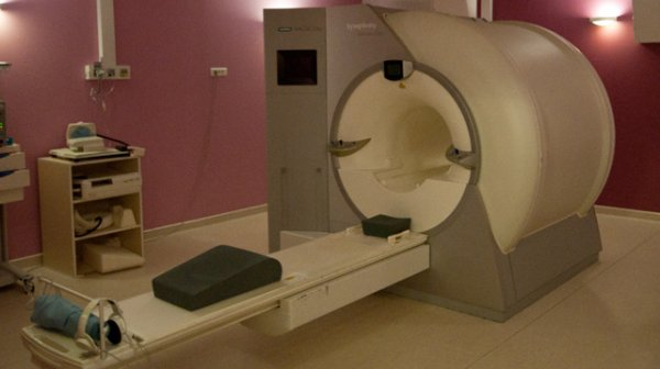 L'IRM, l'endroit ou tu te crois être dans une navette spaciale...