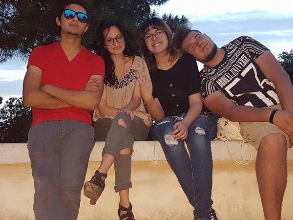Les amis, une famille !