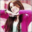 Planche d'avatars numéro 1; Miley Cyrus.