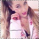 Planche d'avatars numéro 2; Ariana Grande.