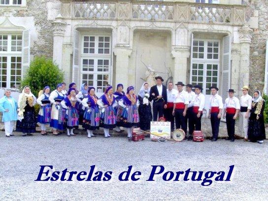 ESTRELAS DE PORTUGAL DE NANTES