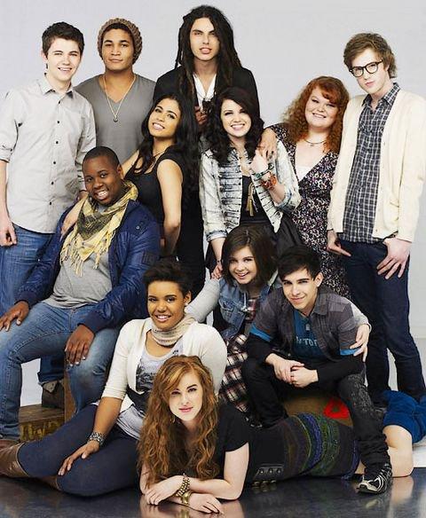 The Glee Project Saison 1 : Présentation des candidats