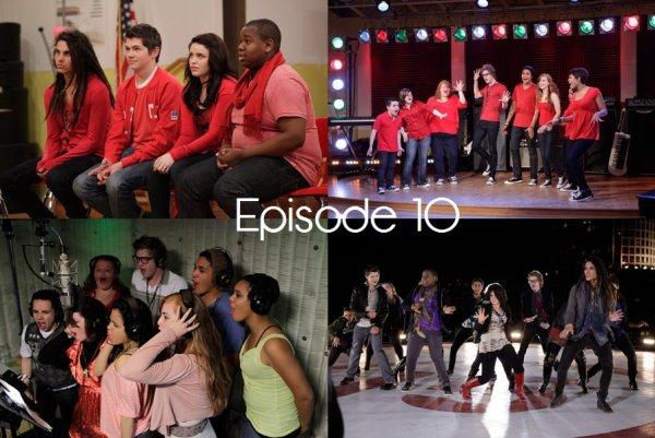 """Episodes et Musiques de """"The Glee Project"""" Saison 1"""