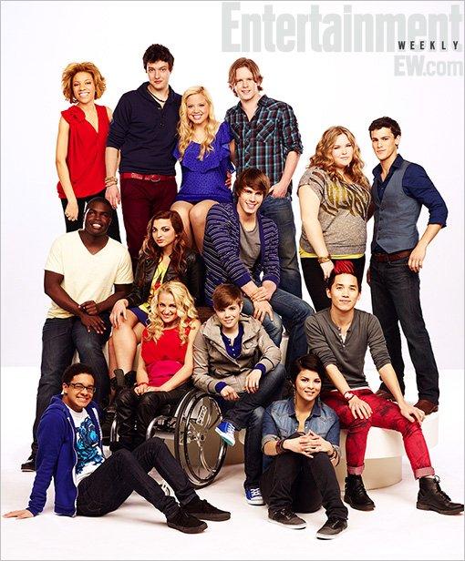 The Glee Project Saison 2 : Présentation des candidats