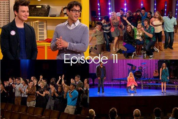 """Episodes et Musiques de """"The Glee Project"""" Saison 2"""
