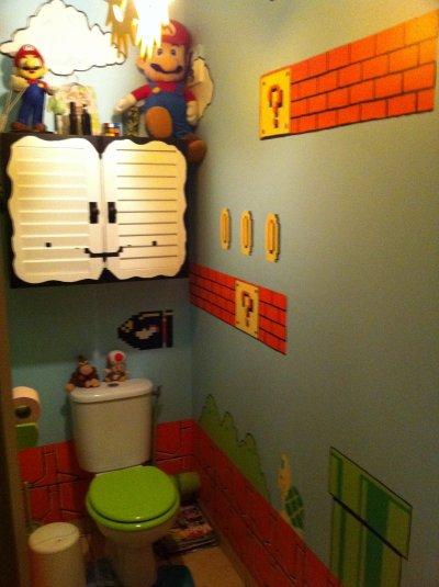 Deco chambre mario bros 015851 la for Article deco maison