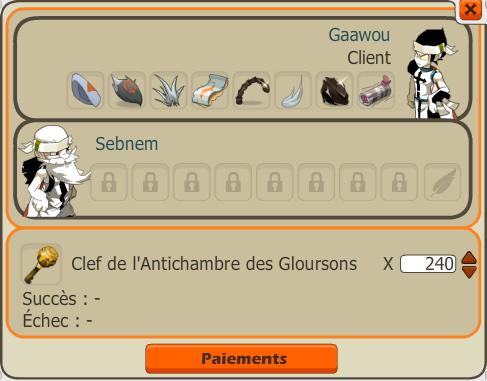 Evolution du steamer & Goultarminator IV
