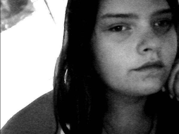 Moi en noir et blanc :)