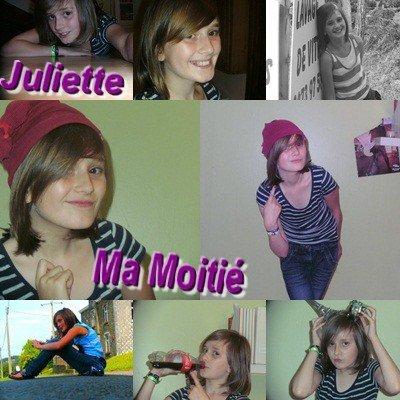 Ma Moitié : Juliette