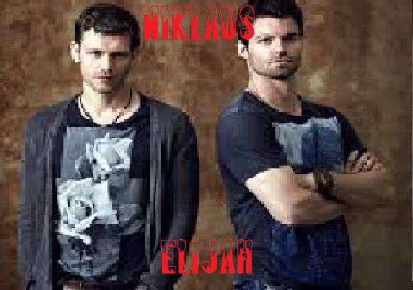 Klaus Elijah