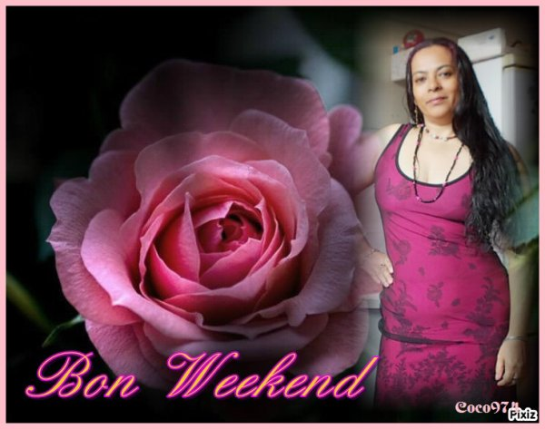 BON WEEKEND DU 1 MAI A TOUS