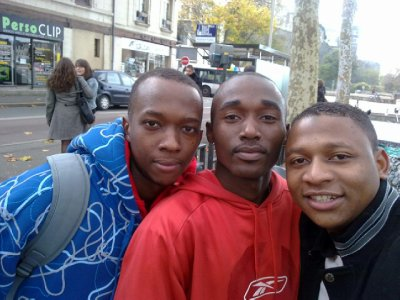 KRYS, SAM et TUTIF