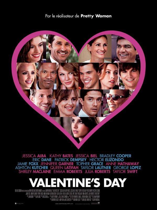 Zac Efron – Halle Berry- Vedettes de Saint Valentin 2 ?