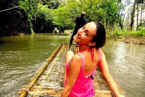 En Thaïlande