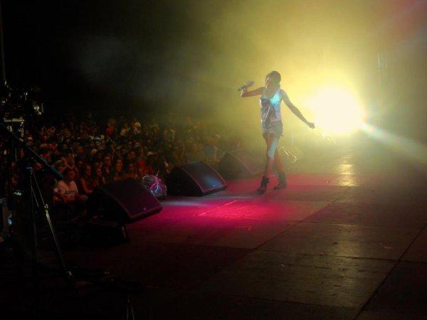 Concert à la Réunion