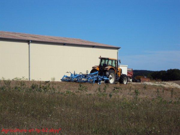 Dans une ferme (En Charente 2010)
