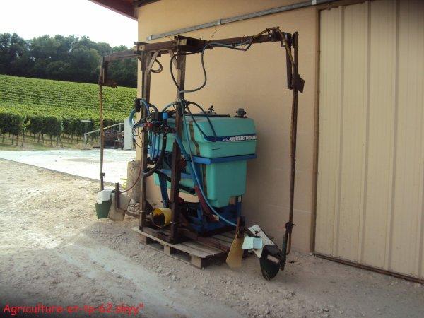 Visite d'une exploitation viticole (En Charente 16)
