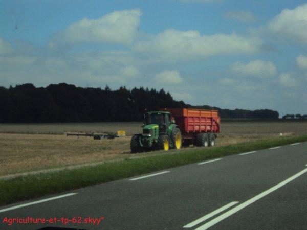 Sur la route 2010
