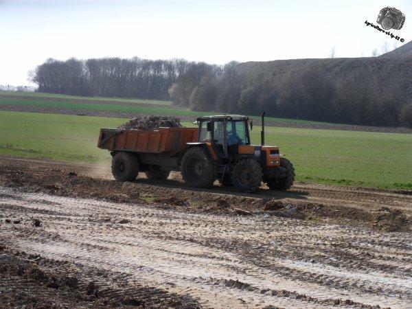 Dans un chantier 2011