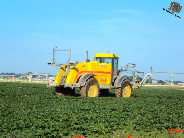 Traitements des pommes de terre 2011