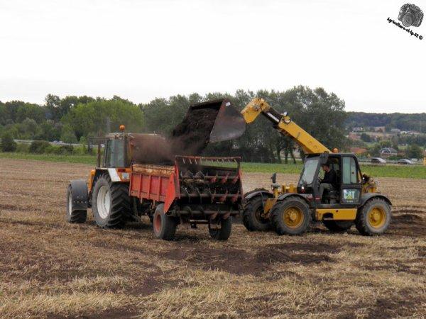 Epandage de compost 2011