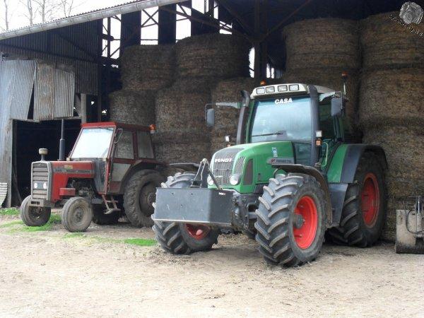 Dans une ferme 2012