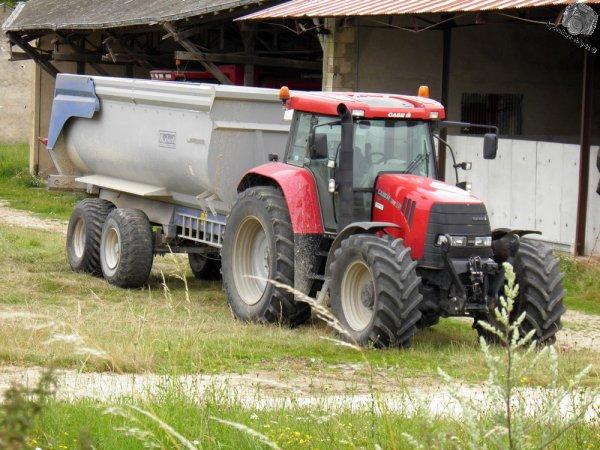Moisson du Colza 2012 (Dans l'Indre (36) )