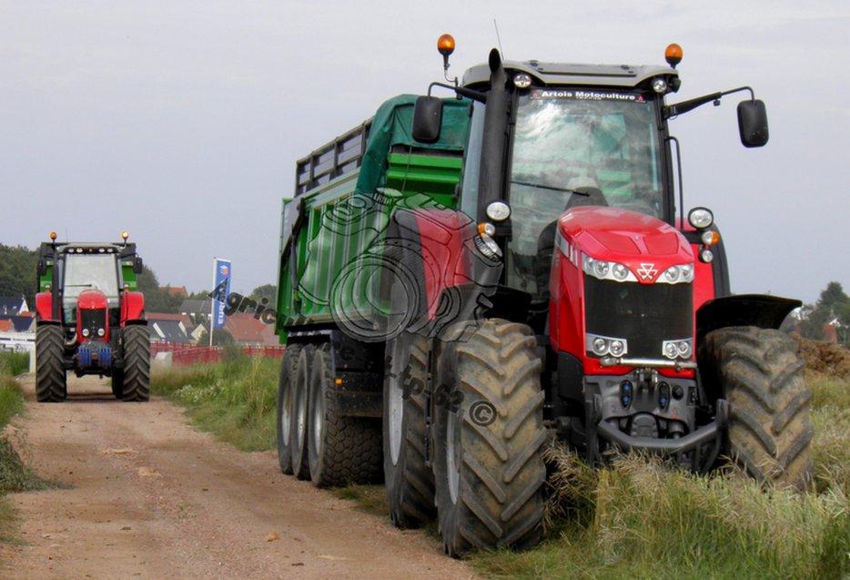 Blog d'un passionné de machinismes agricoles
