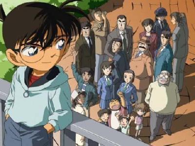 Welcome ! ! Faи of Detective Conaи•