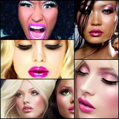 Make Up-Barbie