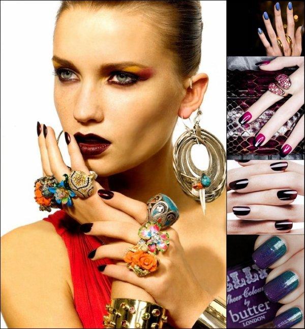 Nails art- Look Sophistiqué les Duos