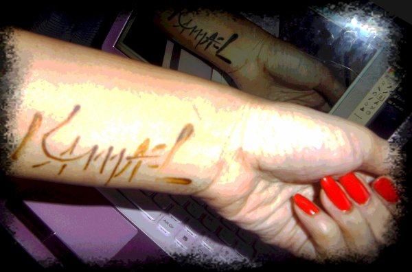 Beauty- Le henné
