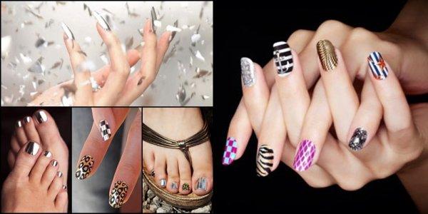 Nails Art- Minx Nails