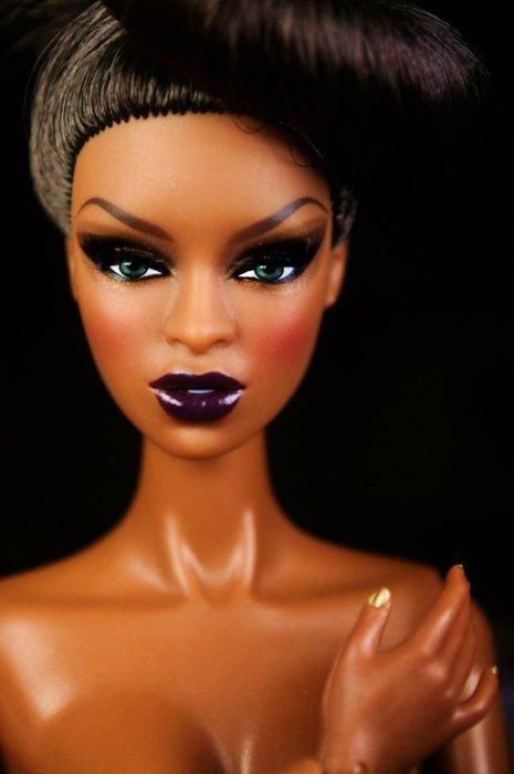 Africa Black Dolls ART