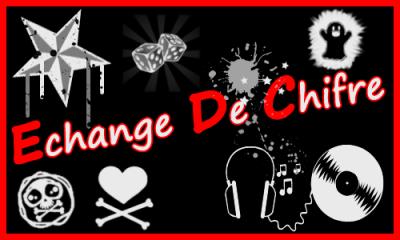 Echange De Chiffres  !! =D ^^