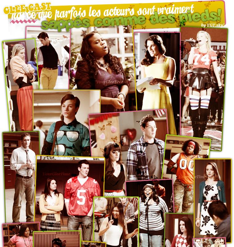 Faut pas se le cacher, parfois niveau look, euh.. dédicasse à Quinn qui a vraiment un style déplorable (lol)