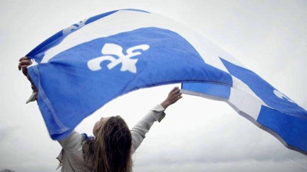 ''Le Drapeau du Québec.'' (*_*)