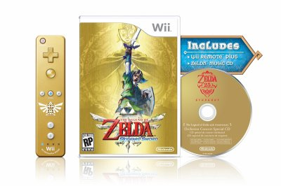 Zelda Skyward Sword : 20 novembre 2011 en Amérique du Nord!