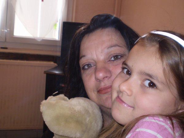ma fille damour(l) et moi