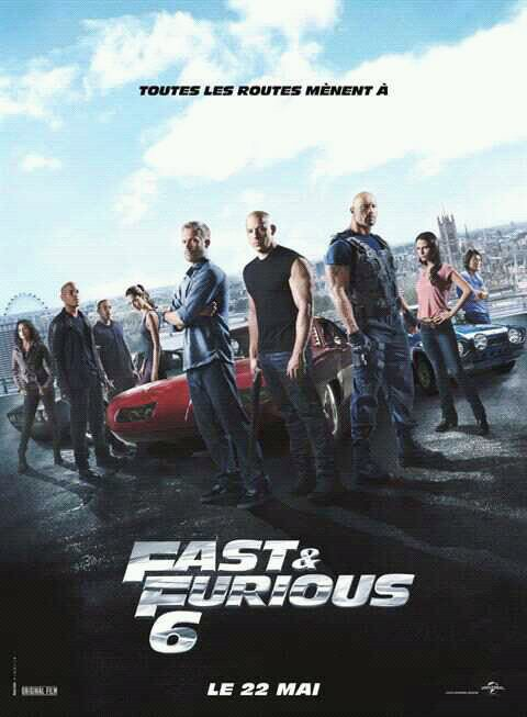 Fast & Furious 6 *__*