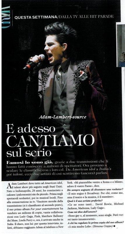 #53 La presse Italienne