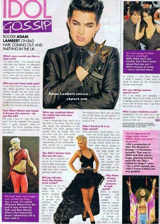 #14 OK UK Magazine (07.10)