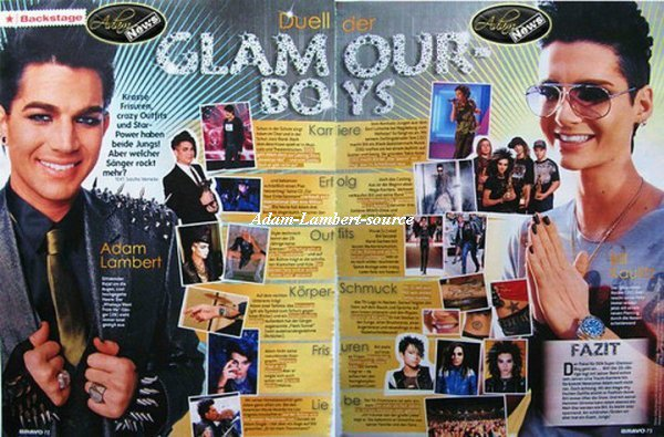 #89 BRAVO Magazine - Quel est le plus glamour ?