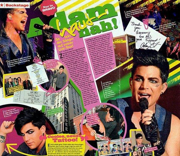 #92 BRAVO Magazine, Allemagne