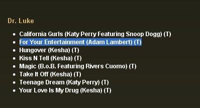 #158 Adam est nominé au Grammy's Awards !!
