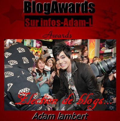 #176 Vote pour Adam-Lambert-Source !